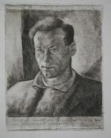 Szőnyi, István: Self-portrait