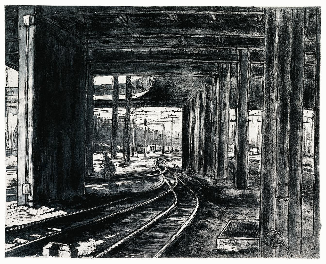 Takáts, Márton: Ferdinánd híd I.