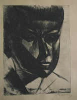 Barcsay, Jenő: Kopf eines Jungen