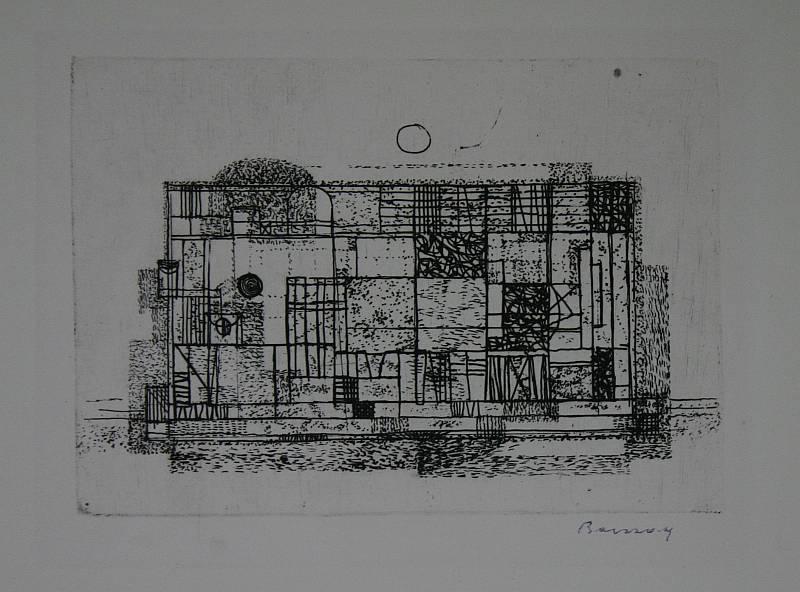Barcsay, Jenő: Composition